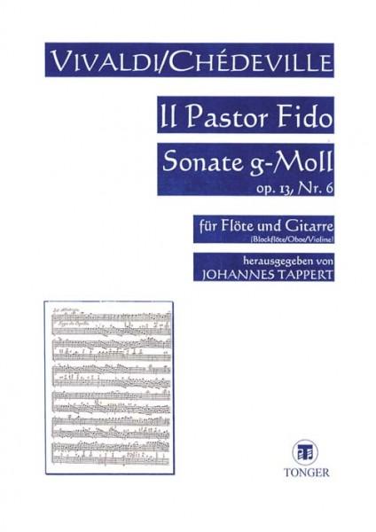 Il Pastor Fido - Sonate Nr. 6 g-Moll