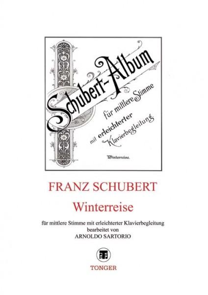 Winterreise, op. 89 / DV 911