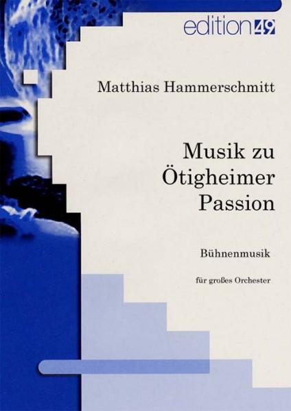 Musik zu Ötigheimer Passion