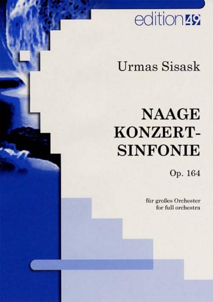 Naage Konzert-Sinfonie op. 164