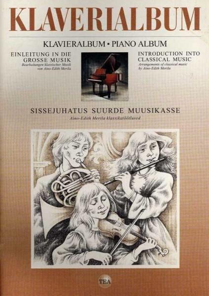 Klavieralbum III / Piano Album III / Klaverialbum III