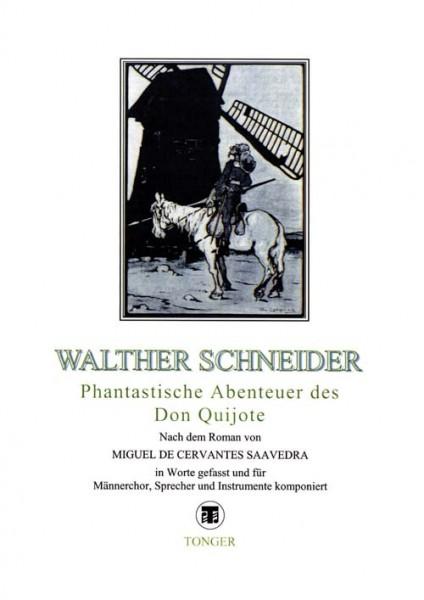 Phantastische Abenteuer des Don Quichote