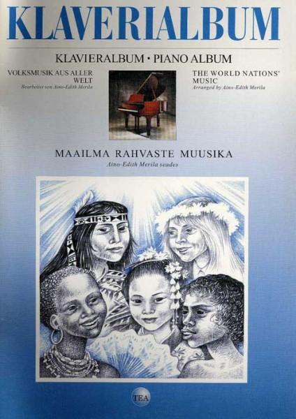 Klavieralbum II / Piano Album II / Klaverialbum II