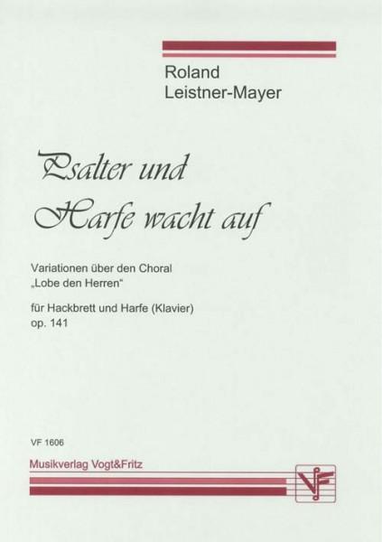 Psalter und Harfe wacht auf