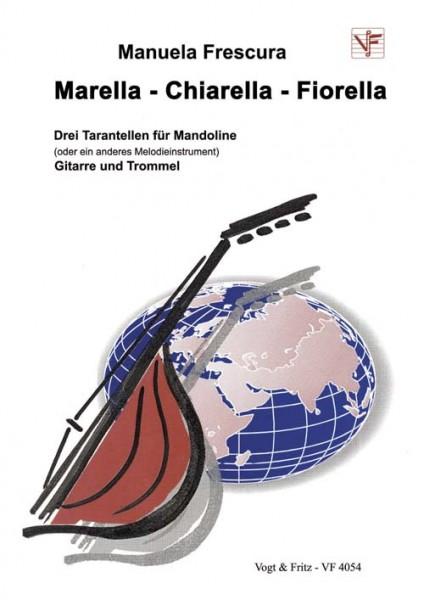Marella - Chiarella - Fiorella