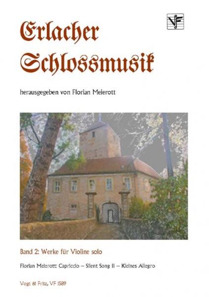 Erlacher Schlossmusik, Band 2