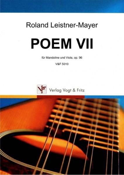 Poem VII