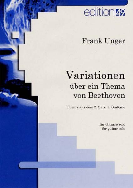 Variationen über ein Thema von Beethoven