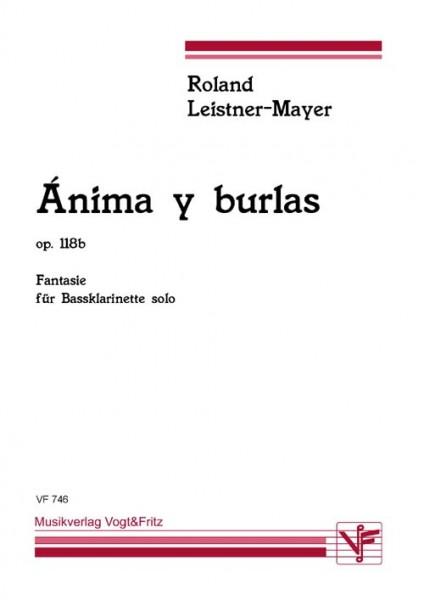 Anima y burlas op. 118b