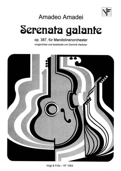 Serenata galante op. 387