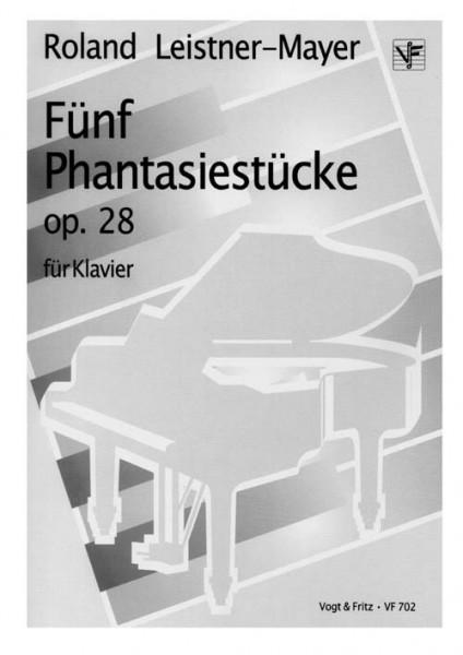 Fünf Phantasiestücke op. 28