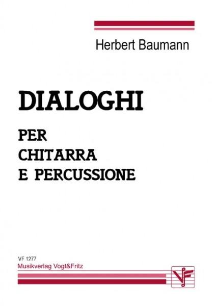 Dialoghi per chitarra e percussione