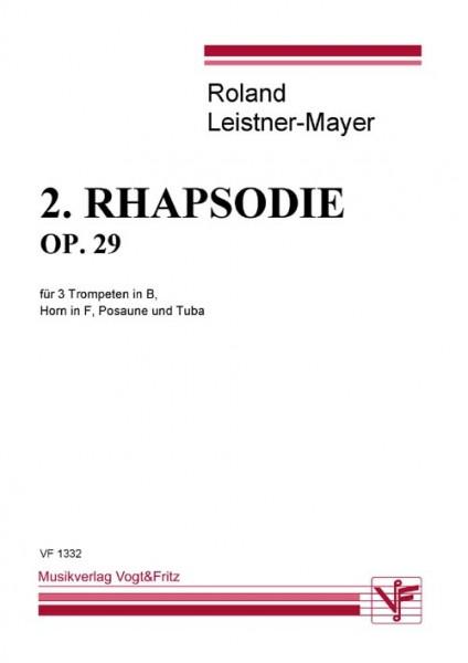 Rhapsodie Nr. 2 op. 29