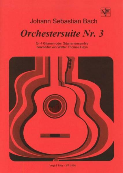 Orchestersuite Nr 3