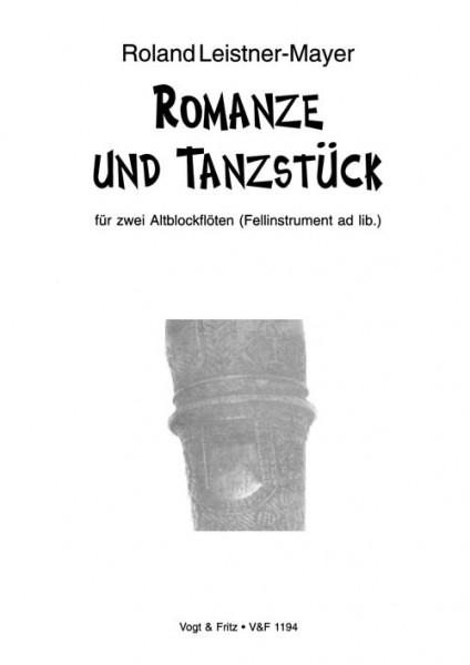 Romanze und Tanzstück op. 20